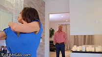 EvilAngel Stockings MILF Lisa Ann Drilled by Johnny Sins!!