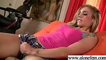 Amateur Teen Girl Masturbate With Dildo clip-39
