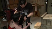 Jada Misbehaves And Gets Punished image