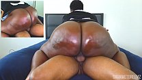 Ebony BBW MAID Needs To Get Pregnant | Clip's Thumb