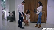 8839 VIXEN Teanna Trump Teaches Her Bestie How To Blow Like A Pro preview