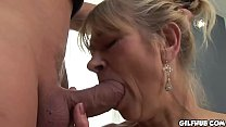 Old Fucking Lady Gets Her Asshole Anal Fucked ~ hooker car blowjob thumbnail