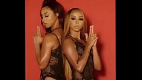 Brittany Renner and Teanna Trump's Thumb