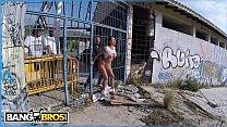 BANGBROS - Glorious PAWG Franceska Jaimes Public Anal Fuck! video