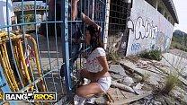BANGBROS - Glorious PAWG Franceska Jaimes Public Anal Fuck! preview image