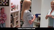 FamilyStrokes - Milf Hardcore Fucked By StepSon video