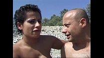 Pompini scopate ed inculate sulla spiaggia nudista pornhub video