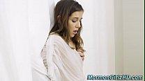 Mormon teen giving head