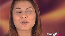 Lesbian swinger amateur sluts reality show babes thumbnail