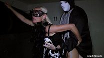 Download video bokep Monster Fuck on Halloween 3gp terbaru
