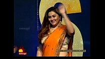 Voluptuous Namitha in Saree Thumbnail