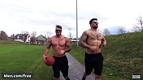 Ryan Bones and Zack Hunter - Hide And Seek Part 1 - Drill My Hole - Trailer preview - Men.com