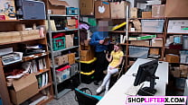 Shoplifting Sweety Catarina Gets Slammed Vorschaubild