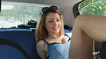 Brat Car- Italian Girl Foot Smothering Man