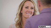 TUSHY Brett Rossi's FIRST EXCLUSIVE Anal! image