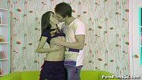 Porn Films 3D - Cock riding Tammy Lynn with pleasure