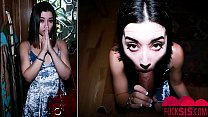 Aria Lee In Stepsis Blows My Bullhorn 1