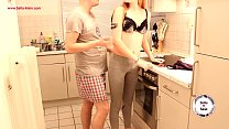 First Video - My Girlfriend have Fun in the Kitchen Preview