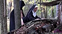 smoking nun fucked by devil صورة
