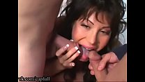 Cum in busty asian whore eyes - Ava Devine's Thumb