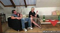 Horny granny seduces son in law tumblr xxx video
