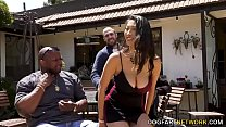 Image: Husband Shares His New Wife Sharon Lee With Her Black Friends - Cuckold Sessions