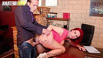 AMATEUR EURO   Lovely Julie Valmont Takes Her I