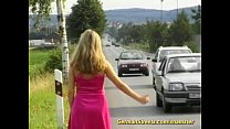 Young German Teen Pickup For Extreme DP - 666ho...