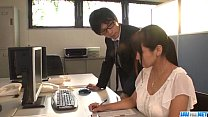 Yu Shinohara nasty porn play at the office