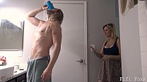 Mom Gives Son Viagra - Fifi Foxx and Cock Ninja Thumbnail