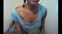 ebony latina teen very sexy on  cams - chaturbitch.com - 11 min