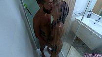 My Hot Girlfriend Want Sex In The Shower And Sh