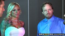 Brazzers - Real Wife Stories - (Britney Shannon, Ramon Tommy, Gunn) video