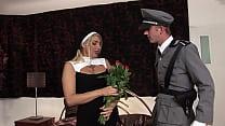 Sexy nun fucking nazzi officer
