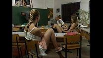 Black English teacher seduced during extra lessons video