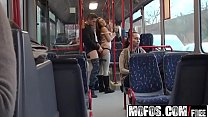 Mofos B Sides - (Bonnie) - Public Sex City Bus Footage - Mofos
