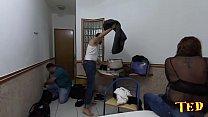 Bastidores de uma suruba com um árabe a passeio no Brasil - Rafaella Denardin - Melissa Devassa - Victor Hugo - Alex Santo Ab