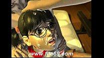 Umemaro 3D - Crazy Female Slut Mai (file69)