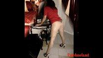Satin's Pantyhose Free Mature Porn Video bc-Pantyhose4u.net