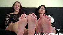 Let me put my feet right in your face