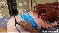 Sexy SSBBW Eliza Allure Fucks BBC Shane Diesel preview image
