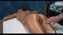 Juicy constricted backdoor gap is nailed by huge dick of fellow Thumbnail