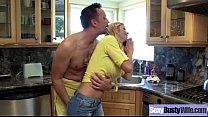 (alexis fawx) Sexy Mommy With Big Round Boobs Enjoy Sex movie-01