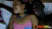 African Amateurs Film Themselves Fucking Hard
