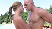 Blond Milf Kristine Crystalis gets banged