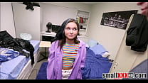 Petite College Sorority Teen Zoey Bloom Caught In Male Dorm Room Fucked By Guy With Big Cock - 9Club.Top