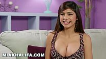 Screenshot MIA KHALIFA  - My First Interview
