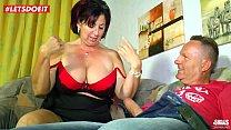 LETSDOEIT - Mature German Wife Fucked Hardcore by Her Lover Vorschaubild