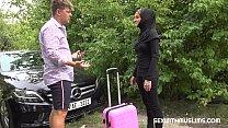 Taxi driver fucks cheeky muslim girl thumbnail