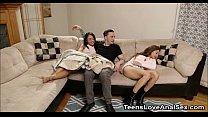 Fucking My Girlfriends Teen Sister In The Ass - TeensLoveAnalSex.com Vorschaubild